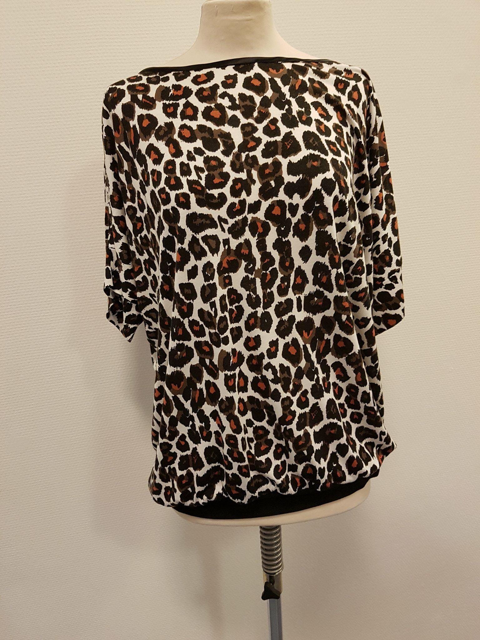 30ba1539 Leopard Bluse – ONE OFF